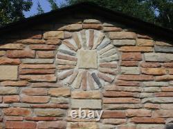 32 Ledgestone Concrete Stone Veneer Molds Make 1000s of Wall Stones Fast Ship
