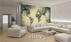 Ancient, Old World Map Wall Mural Photo Wallpaper GIANT DECOR Paper Poster