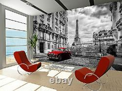 Artistic Paris Wall Mural Eiffel Tower Photo Wallpaper GIANT DECOR Paper Poster