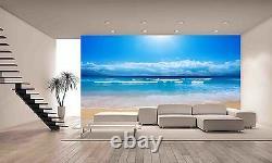 BEACH IN SUMMERTIME Wall Mural Photo Wallpaper GIANT DECOR Paper Poster