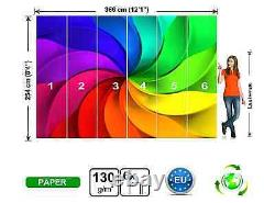 Love in Printing Blocks Wall Mural Photo Wallpaper GIANT WALL DECOR PAPER POSTER
