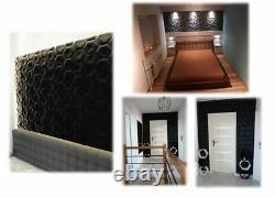 Luxury 3D Wall Ceiling Panel HEXAGON 60 x 60 Decorative Cladding Wallpaper Tile
