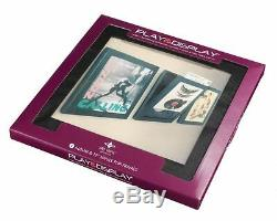 New Art Vinyl Flip Frame Record Frames Wall Mount Home Decor Display Music Black