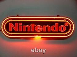 New Nintendo Wall Home Decor Artwork Neon Light Sign 20