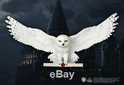 Official Harry Potter Hedwig Owl Post Wall Decor The Noble Collection NN8965
