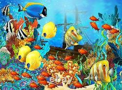 Reef The Coral Wall Mural Photo Wallpaper GIANT WALL DECOR Paper Poster