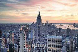 Skyline New York Wall Mural Photo Wallpaper GIANT WALL DECOR Paper Poster