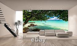 The Seychelles Beach Wall Mural Photo Wallpaper GIANT DECOR Paper Poster