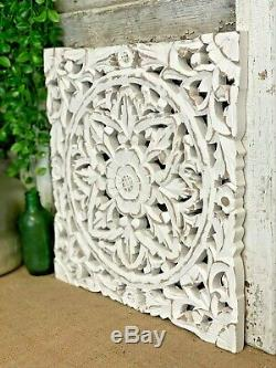 Vintage Moroccan Style Hanging Wooden Wall Art Picture Ornate Wedding Decoration