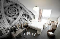 WALLPAPER mural photo Abstract design giant wall decor paper poster for bedroom