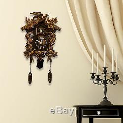 Walplus Vintage Style Cuckoo Clock Wall Home Décor ART Decoration UK Warranty