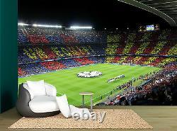 Football Soccer Stadium Barcelona Fc Wall Mural Photo Wallpaper Giant Wall Decor