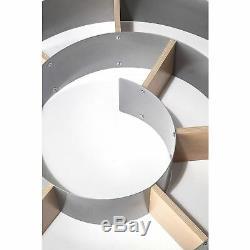 Kare Snail Tablette Décorative En Spirale Décorations En Métal Rayonnage Les Rayons