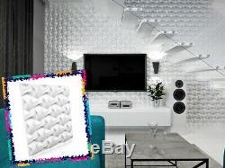 Luxe 3d Mur De Panneau De Plafond Bow 60 X 60 Revêtement Décoratif Papier Peint Carrelage