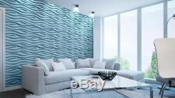 Luxe 3d Mur De Panneau De Plafond Ocean 60 X 60 Revêtement Décoratif Papier Peint Carrelage