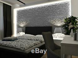 Luxe 3d Mur De Panneau De Plafond Stone 60 X 60 Carrelage Décoratif Revêtement Papier Peint