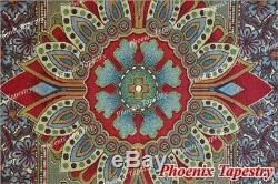 Marocain I Fine Art Tapisserie Éponte, 100% Coton, 54x66, États-unis