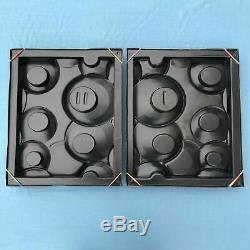 Moule En Plastique Pour Les Panneaux Muraux Décoratifs Bloc Plâtre Lot De 2 Pièces 3d Ring