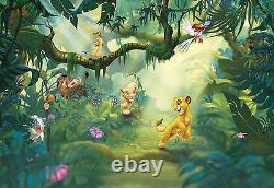 Mur Géant Mural Wallpaper Lion King Jungle Disney Chlildrens Chambre Decor