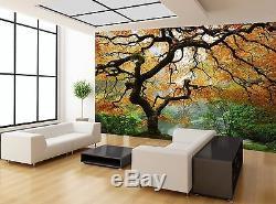 Nature Forêt Arbre Big Branches Papier Peint Photo Papier Peint Giant Wall Decor