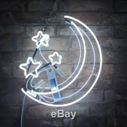 Neon Sign Lumière Stars & Moon Night Club Chambre Décorations Bontique Création
