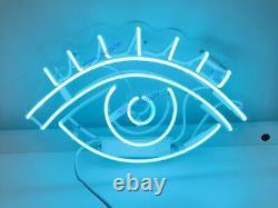 New Eye Neon Sign Acrylic Cadeau Lampe De Lumière Bar Mural Chambre Décor 15x10