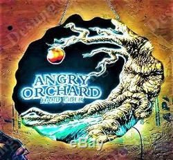 Nouveau Cidre De Angry Orchard Led 3d Neon Light Sign 17 Beer Bar Décorations Pour Cadeau