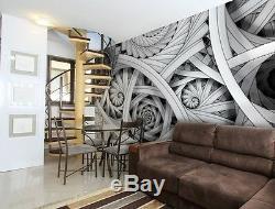 Photo Murale Wallpaper Conception Abstraite Affiche De Papier Décor Mural Géant Pour Chambre