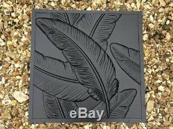 Plume Panneau Mural Décoratif 3d Abs Moule En Plastique Moule Plâtre Gypse Bricolage Carrelage
