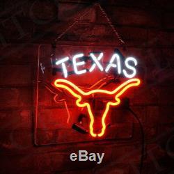 Texas Néon Cadeau Personnalisé Boutique Décorations Porcelaine Vintage Beer Store