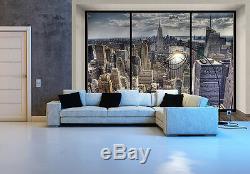 Wallpaper Murale Photo De New York Skyline Wall Decor Papier Giant Poster Penthouse